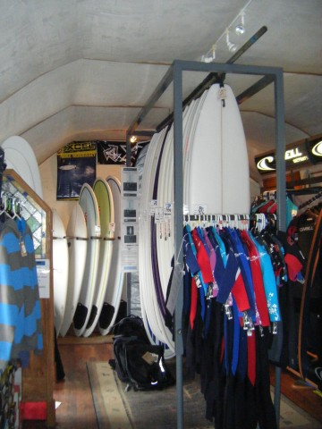 Jamie Knox Surf Shop Small